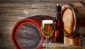 Beer barrel  — Stock Photo