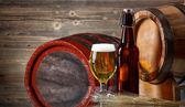 Beer barrel  — Stock Photo