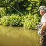 Fisherman — Stock Photo #48535825