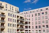 Bellissime appartamento case — Foto Stock