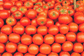 A pile of tomatoes — Stock Photo