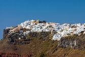 Imerovigli on Santorini Island — Stock Photo