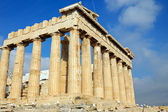 The Parthenon in Athens — ストック写真