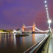 River Thames panorama — Stock Photo #18174353