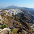 View over Fira — Stock Photo