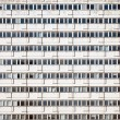 Precast apartment building in Berlin — Stock Photo