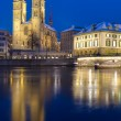 Minster in Zurich — Stock Photo #20399379