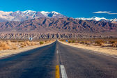 Scenic road in northern Argentina — Stock Photo