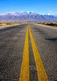 Road in the province of Salta — Stock Photo