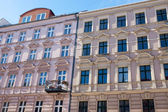 Nice old houses in Berlin — Stock Photo