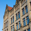 Historic building in Berlin — Stock Photo