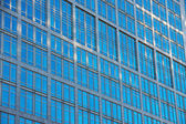 Detail of an office building — Stock Photo