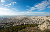 View over Athens — Stock Photo