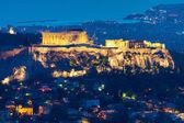 Athens at night — Stock Photo