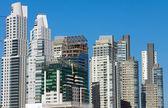 Wieżowce w buenos aires — Zdjęcie stockowe