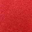Red glittering background — Stock Photo