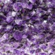 Amethyst background — Stock Photo #29525941
