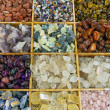 Stock Photo: Colourful gemstones