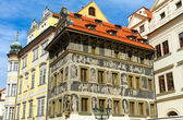 Beautiful historic buildings — Stock Photo