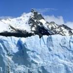 Part of Perito Moreno glacier — Stock Photo #3116402