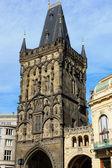 Prag'da toz kulesi — Stok fotoğraf