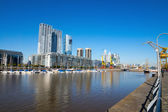 View of Puerto Madero — Stock Photo