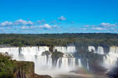 Iguazu falls in Argentina — Stock Photo