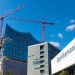 The Elbphilharmonie in Hamburg — Stock Photo