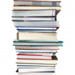 Pile of books — Stock Photo #3600801