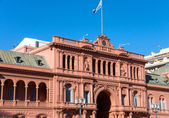 Detail of the Casa Rosada — Stock Photo