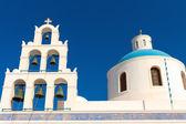 Krásné řecké církve — Stock fotografie