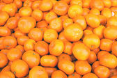 Pile of clementines — Stock Photo