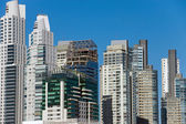 New skyscrapers in Puerto Madero — Stock Photo