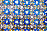 Typical old tiles from Portugal — Stock Photo