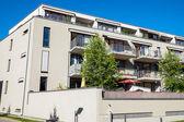 Modern condominium in Berlin — Stock Photo