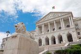 португальского парламента — Стоковое фото