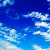 Blue sky — Stok fotoğraf