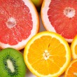 Fruits background — Stock Photo #13670890