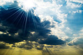 Thunderclouds — Stock Photo