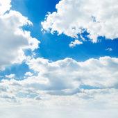 Beau ciel — Photo