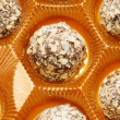 Stock Photo: Chocolate bonbon