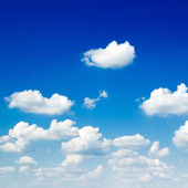 Sky and cloud — Stock Photo