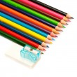 Color pencils — Stock Photo #24579893