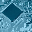 Stock Photo: Electronic circuit