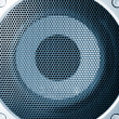 Stock Photo: Loudspeaker