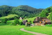 Casa in montagna — Foto Stock