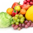 Composition of fruits and vegetables  — Stock Photo #49280771