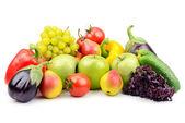 水果和蔬菜 — 图库照片