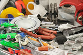 Collection tools — Stock Photo
