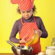 Royalty-Free Stock Photo: Little Chef